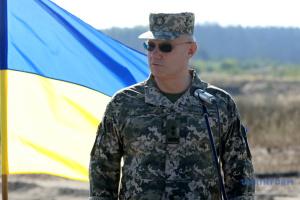 Поездка Президента в зону ООС очень важна для военных - Хомчак
