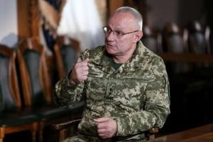 В армії скоротять 17 генеральських посад – Хомчак