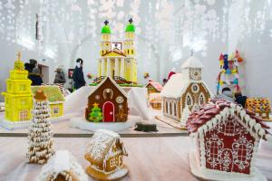 В Ужгороді стартував триденний фестиваль різдвяних пряників