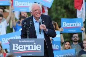 Вибори в США: Сандерс лідирує на праймеріз від демократів у Неваді
