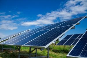 """In der Ukraine wurden 2020 1,2 Mrd. EUR in """"grüne"""" Projekte investiert"""