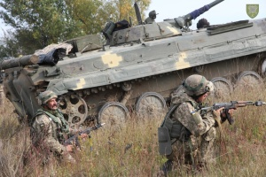 Brigade combat team to be set up in Ukraine according to NATO standards