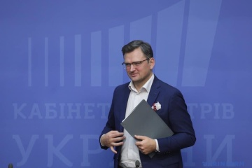 Ukraine's integration into EU energy market cannot be stopped - Kuleba