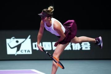 Tennis: Svitolina besiegt Amerikanerin Kenin bei WTA Finals-2019
