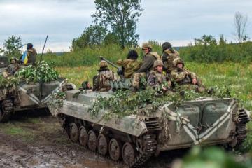 Zaczęło się wycofywanie w rejonie Bohdaniwki