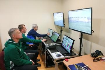 Expertos internacionales evaluarán pruebas del VAR en Ucrania