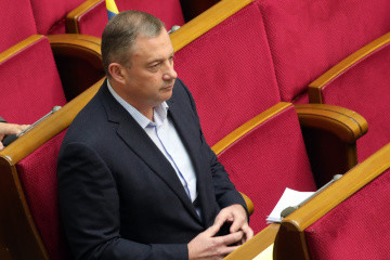 Court selects UAH 100 mln bail as measure of restraint for MP Dubnevych