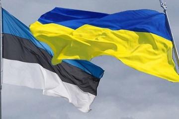 Presidents of Ukraine and Estonia to meet in Tallinn in late November