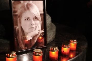 «Une année sans Katya»: les Ukrainiens commémorent la mémoire de Kateryna Handziuk