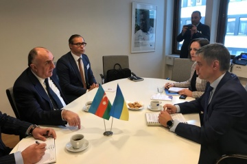 Ukraine and Azerbaijan increase bilateral cooperation in all areas of mutual interest