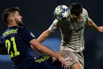 Zwei Tore in der Nachspielzeit: Schachtar rettet Unentschieden 3:3 in Zagreb
