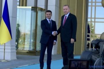 Zelensky, Erdogan in phone call discuss free trade agreement