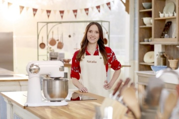 Une Ukrainienne a remporté The Great Canadian Baking Show
