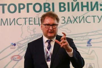 Ukraine ready for conclusion of FTA with UK, and hard Brexit – trade representative