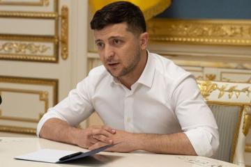 Zełenski nazwał Polskę jednym z ważnych adwokatów Ukrainy w Europie