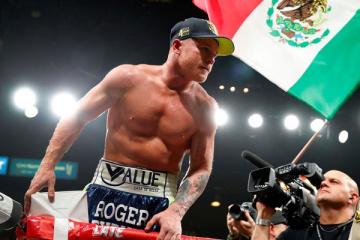 Boxen: The Ring-Rangliste: Canelo drängt Lomachenko vom ersten Platz aus