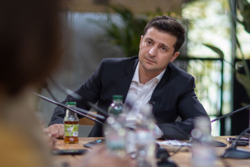 Zelensky declares almost UAH 1 mln of income