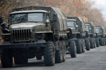 Ukraina jest gotowa do wycofywania żołnierzy w Petriwsku