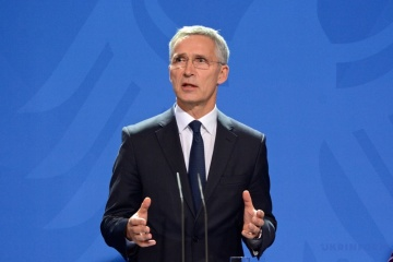 Stoltenberg does not rule out participation in Crimean Platform summit