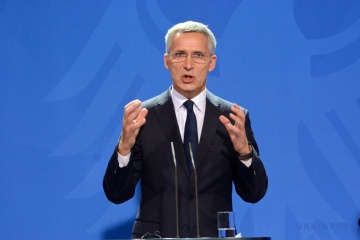 NATO Secretary General confirms support for Ukraine's Euro-Atlantic aspirations