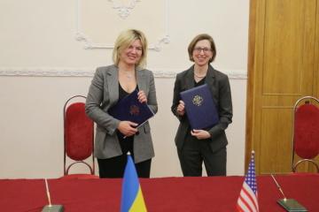 Ukraine und USA unterzeichnen Protokoll über Verteidigungszusammenarbeit