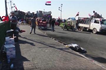 Количество погибших во время протестов в Ираке возросло до 336