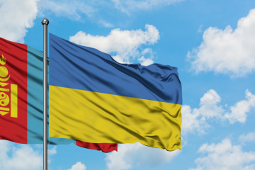 Ukraine signs visa-free regime with Mongolia