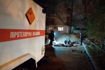 In Kyjiw über hundert Artileriegeschosse aus dem Zweiten Weltkrieg gefunden