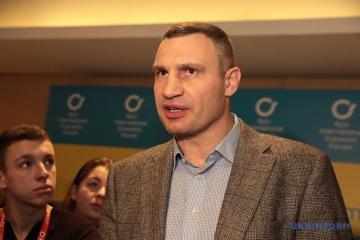 Association of Ukrainian Cities includes 872 communities – Klitschko