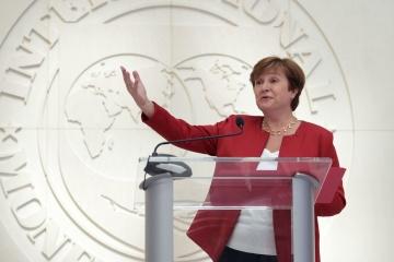 La directrice du FMI présente le plan de sortie de crise économique