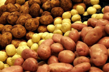 Ukraine breaks its potato import record