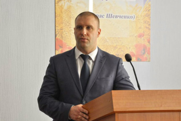 Trofimov introduces new head of Poltava Regional State Administration