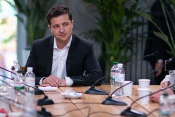 El presidente firma una ley de protección de la propiedad intelectual en la frontera aduanera de Ucrania