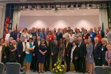 Ukrainian World Congress marks its 52nd anniversary
