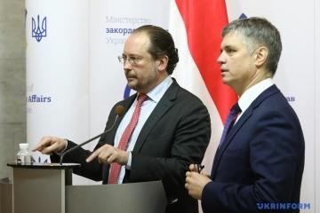 """Prystajko nennt Erörterungsthemen in Rahmen des """"Normannentreffens"""""""