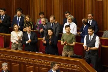 最高会議、2020年度国家予算を採択