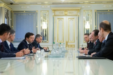 Zelensky calls on Austrian businessmen to invest in Ukraine