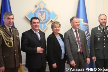 NSDC Secretary Danilov hopes for cooperation with Norway in cybersecurity