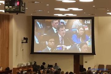 """Komitet ONZ zatwierdził projekt rezolucji krymskiej, w której po raz pierwszy zapisano pojęcie """"agresji"""""""