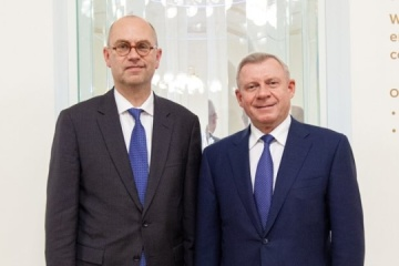 NBU governor and IMF mission discuss financial sector reform