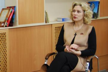 Nombrada la comisionada para la protección de la lengua ucraniana