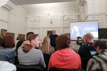 Створення музею сучасного мистецтва у Херсоні: Ройтбурд готовий стати консультантом