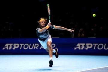 Стефанос Циципас став переможцем Підсумкового турніру ATP
