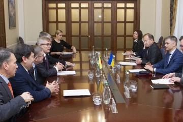 Pranckietis: Litauen und Ukraine haben gemeinsame Haltung zur Gefahr von Nord Stream 2