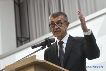 Прем'єр Чехії вважає за можливе відкрити кордон із ФРН у середині червня