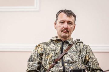 Verletzungen der Gesetze und Gebräuche des Krieges: Anklage gegen Girkin erhoben