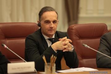 Maas kündigt Normandie-Videokonferenz der Außenminister nächste Woche an