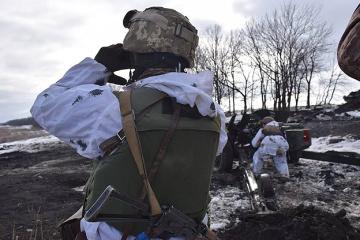 統一部隊、引き離し地点近郊での露占領軍による挑発行為を報告