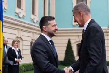 Republika Czeska zniosła wszelkie bariery z Ukrainą w handlu produktami wojskowymi – Zełenski