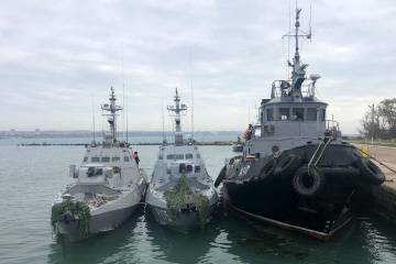 Russen demontierten auf gekaperten Schiffen sogar Klos – Marinechef Worontschenko
